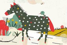 Ilustração da autoria de Yara Kono.