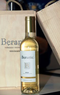 Betarte Blanco Semidulce 2013, 100% Viura.
