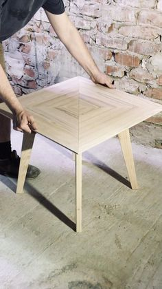 Tree Table, Wooden Tables, Ideas Para, Furniture Design, Dining Table, Beach, Home Decor, Pallet Dining Tables, Dinning Table