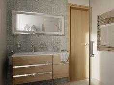 Milyen magasságig csempézzünk a fürdőszobában? | Lakásművészet