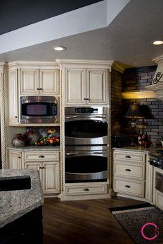 Moms beautiful kitchen!