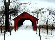 Billy Jacobs to Grandmothers House we go 16 x 12 Barn Pictures, Winter Pictures, Billy Jacobs Prints, Best Scenery Photos, Beautiful Pictures, Beautiful Places, Home Buying Tips, Dream Properties, Red Barns
