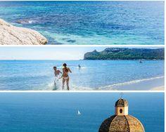 Life on the sea. Sardinia, Panama Hat, Italy, Island, Sea, Landscapes, Life, Paisajes, Italia