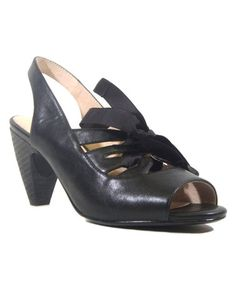 Look at this #zulilyfind! Black Mandalay Pump by Chelsea Crew #zulilyfinds