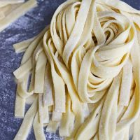 Fresh Homemade Pasta | Food Network Friday