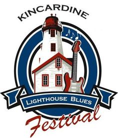 Lighthouse Blues Festival - Kincardine, July 12, 2013 - 5:30PM