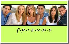 Subscription: Film, Televison, and Cartoon.  Title:Friends: Part 2 of Influential Television Shows In Terms Of Fashion #fashion #trends #friends