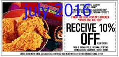 Popeyes Chicken Coupons Ends of Coupon Promo Codes JUNE 2020 ! Is chain the Miami, founded Popeyes headquarters was it In the is their. Grocery Coupons, Online Coupons, Free Printable Coupons, Free Printables, Worlds Best Chicken, Dollar General Couponing, Popeyes Chicken, Fried Chicken, Southern Chicken
