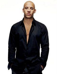 Vin Diesel...this guy's voice is heaven.