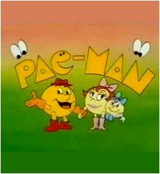 Pac Man Cartoon. I never watched this one, but my husband told me about it. I miss Saturday morning cartoons!