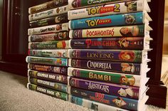 Doing a Disney movie night with my girls. <3