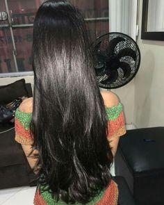 """7,587 Likes, 45 Comments - Cabelos Longos   Long Hair (@_cabeloslongos) on Instagram: """"Mermã que cabelo divo é esse!?✨"""""""
