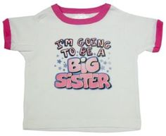 sparkles and glitter Sister Shirts, Sparkles, Toddlers, Sisters, Glitter, Big, Mens Tops, T Shirt, Women