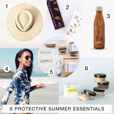 6 Protective Summer Essentials