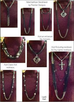 Manhattan, Premier, Premier Designs, jewelry, fashion, style, income, home business, direct sales, http://www.facebook.com/landis.gems
