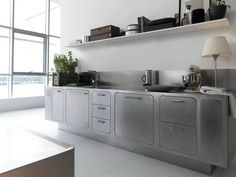 Professional Stainless Steel Kitchen Ego By Abimis By