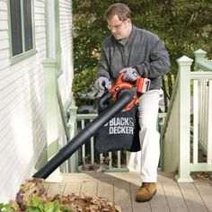 eople with large gardens or golf courses, courtesy of the powerful motor and the inbuilt lithium ion battery. #leafblower #leafvacuum #blower