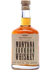 RoughStock Montana Straight Bourbon #Whiskey.  Aged for a minimum of two years, this #bourbon is crafted in the heart of Montana.   @Caskers