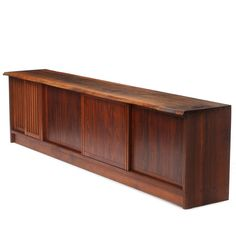 Outstanding Credenza By George Nakashima | From a unique collection of antique and modern credenzas at https://www.1stdibs.com/furniture/storage-case-pieces/credenzas/