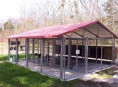 e54d3d5e6d82ec725cbf2af11fc72525--dog-pen-kennel-ideas