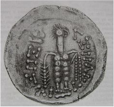 The vulture bird of prey (depicted on Celtic coin from Balkans) that transported the soul from one world ot the next - in Celtic mythology 'those who laid down their lives in war they regard as noble, heroic and full of valor,  And them cast to the vultures believing this bird to be sacred'  (Claudius Aelianus. De Natur. Anim. X. 22)