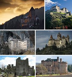 10 Of The Most Chilling Haunted Castles In The World