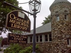 Photo of Ogunquit Memorial LibraryRd, Ogunquit, ME 03907 Phone Number: 207-646-9024 http://www.ogunquitlibrary.com/