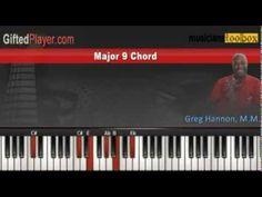 The Minor 9 Chord for Gospel, R&B and Neosoul - http://blog.pianoforbeginners.net/uncategorized/the-minor-9-chord-for-gospel-rb-and-neosoul/