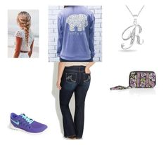 School Clothes by rfaber on Polyvore featuring maurices, NIKE, Vera Bradley, Bling Jewelry and Ivory Ella