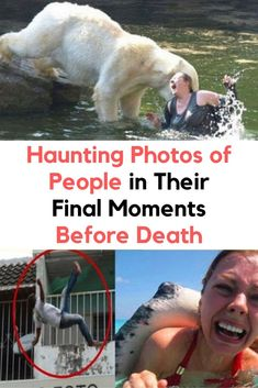 Haunting Photos of People in Their Final Moments Before Death Haunting Photos, City Aesthetic, Elle Fanning, Nail Trends, Eye Make Up, Fun Facts, Fashion Beauty, Cute Animals, Health Fitness