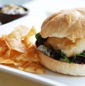 Australian Cuisine for the Olympics: Fish Burger