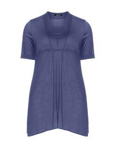 Jersey shirt with chic neckline by Elena Miro. Shop now: http://www.navabi.co.uk/shirts-elena-miro-jersey-shirt-with-chic-neckline-black-19380-8900.html?utm_source=pinterest&utm_medium=social-media&utm_campaign=pin-it