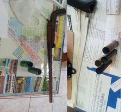BLOG DO MARKINHOS: ROTAM de Pitanga apreende arma de fogo em Manoel R...
