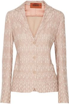Missoni Wool-blend jacket | THE OUTNET