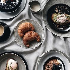 Rosenthal - Junto collection Flora, Plates, Dishes, Breakfast, Tableware, Instagram, Google, Tablewares, Food Food