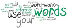 Love Jill Sprot's banner! Like wordle, only I am going to handwrite mine (maybe!)