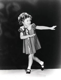 Shirley Temple doing her famous little tap dance .Shirley passed away Feb 2014 .She was such a huge part of our lives growing up. All her movies, I remember so well! Shall We Dance, Lets Dance, Shirley Temple, Dance Like No One Is Watching, Salsa Dancing, Quiz, Tiny Dancer, Ballroom Dancing, My Idol