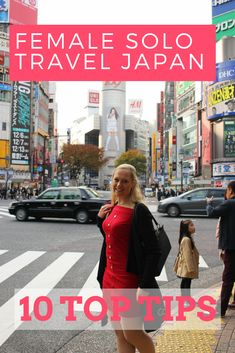 Going for your first solo trip to Japan? You will never regret it! Here are my 10 tips for female solo travel in Japan! #solo #travel #japan #tokyo #visitjapan