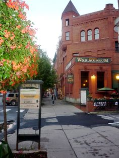 Main Street in Cooperstown!
