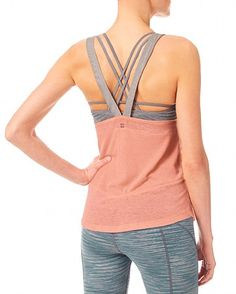 d321903982764 Flaunt It Dance Vest - SunriseCoral | vests | Sweaty Betty Workout Vest,  Barre Workout