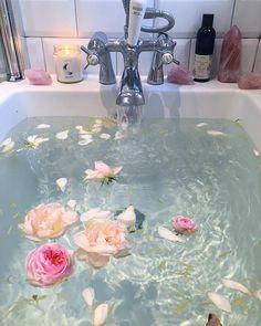 Most Popular flower bath photography roses ideas