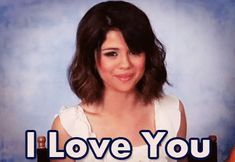 Like, she really loves you. | 19 Signs You Are A Selenator