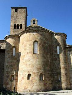 Monasterio de San Salvador de Leyre. Yesa, Navarra