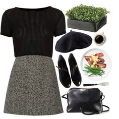 """bistrot"" by ffeathered on Polyvore"
