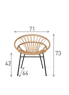 Roxanne | Natural Lounge, Chair, Natural, Outdoor, Furniture, Collection, Home Decor, Galvanized Steel, Airport Lounge