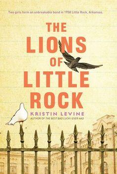 The Lions of Little Rock (Gr. 5-8) Reader: Julia Whelan - Marlee has never really spoken. To anyone. Except family. New classmate Liz changes all that, so when Liz disappears from school, Marlee will go to any lengths necessary to keep their friendship alive.