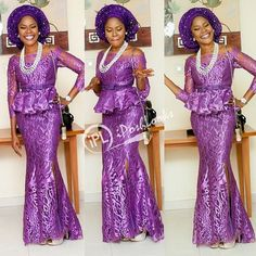 11249812_1640758709490655_1087920027_n | Tulle Lace Aso Ebi ...