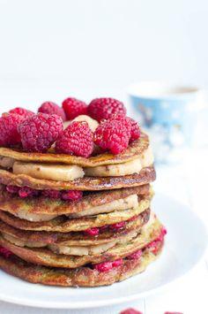 Proteiinipannukakut | Aamiainen | Vegaaninen | Resepti | Pannukakkuresepti