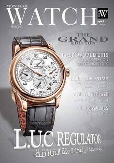 "April / May ""Grand Issue"" 2015"