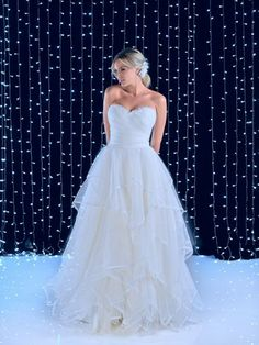 POPPY Made-to-measure Organza Gown $3390 Liza Emanuele October 2014, Poppy, Our Wedding, Gowns, Bridal, Wedding Dresses, Fashion, Moda, Bridal Dresses
